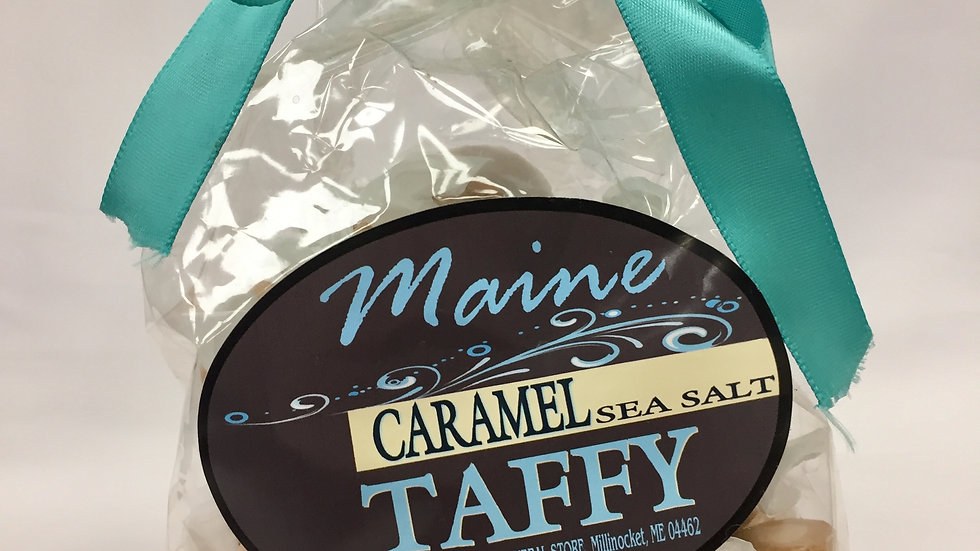 Maine Caramel Sea Salt Taffy