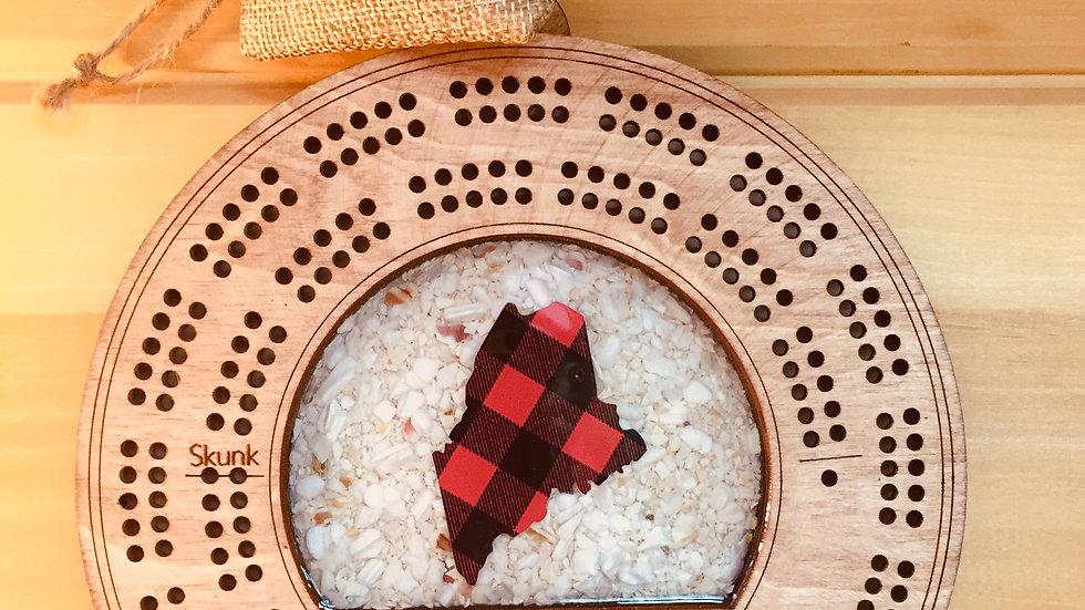 Maine Shellware Cribbage