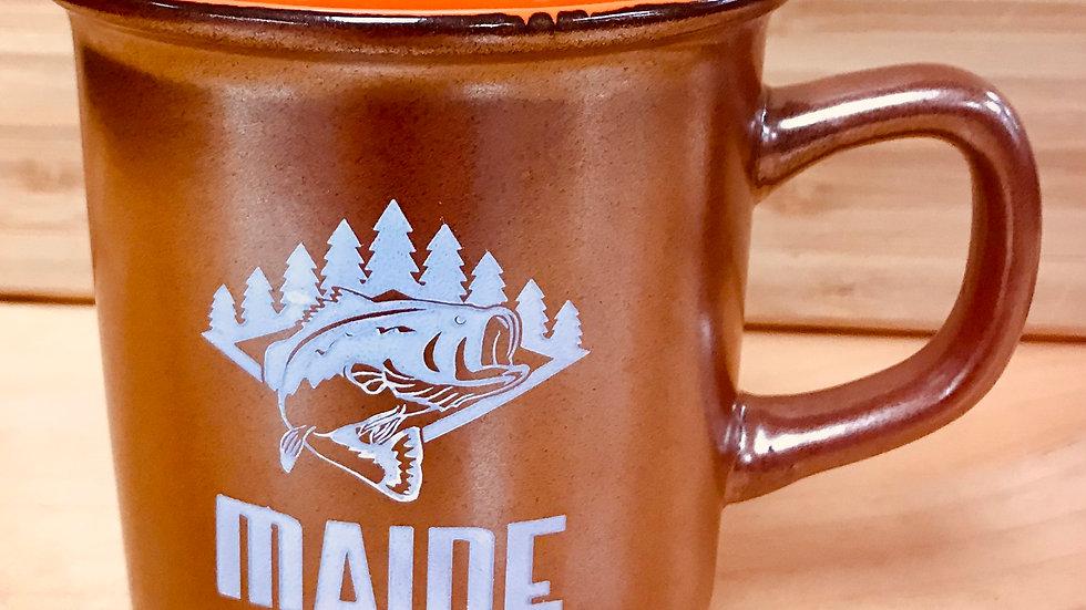 Fish Maine Orange