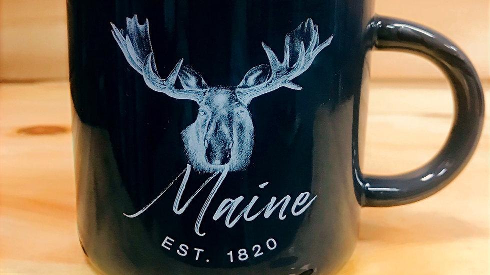 Maine Est.1820 Charcole