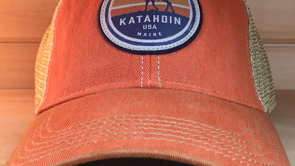 "Legacy ""Old Faded Trucker""  Katahdin"