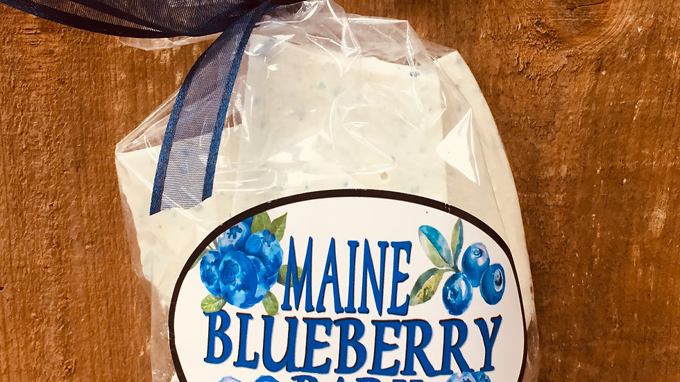 Maine Blueberry Bark