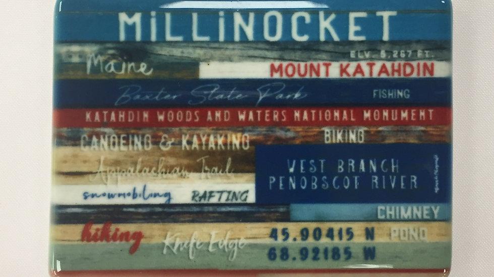 Millinocket Adventure Magnet