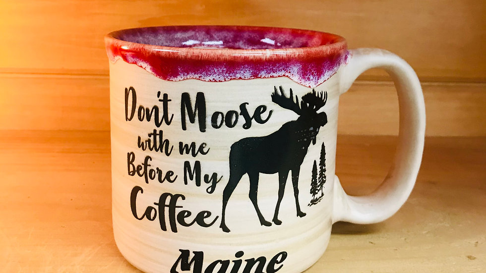 Don't Moose With Me