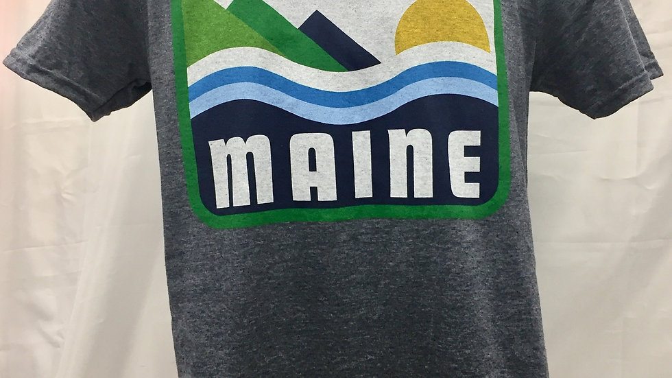 Maine Mountains