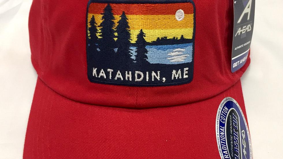 Katahdin Sunset Red