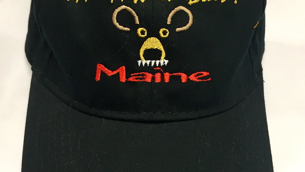 Wild As A Bear Maine Black