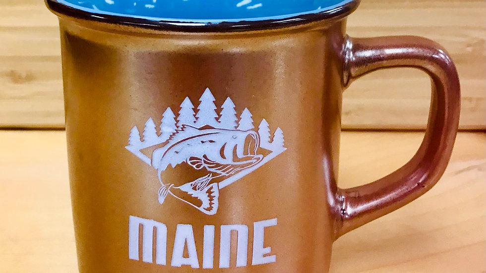 Fish Maine Blue