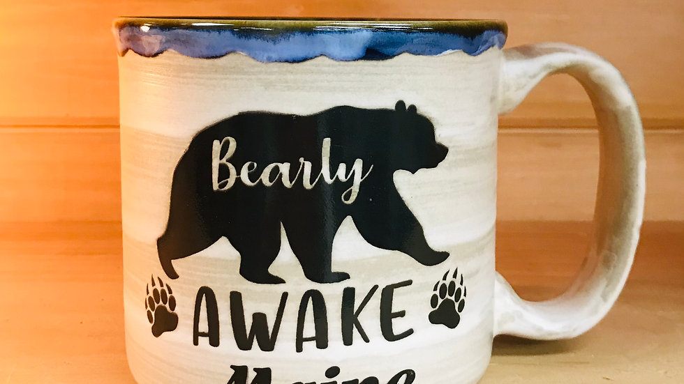 Bearly Awake Maine