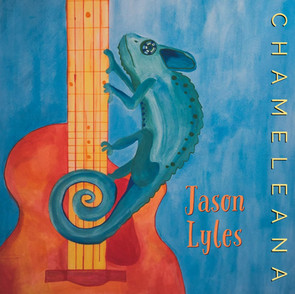 "Jason Lyles ""Chameleana"""