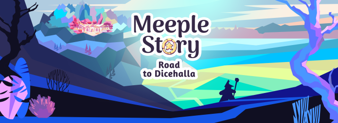 Trailer music & sound design. Meeple Story: Road to Dicehalla. Why it sounds like it sounds