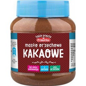 Primavika Chocolate Peanut Butter 350g