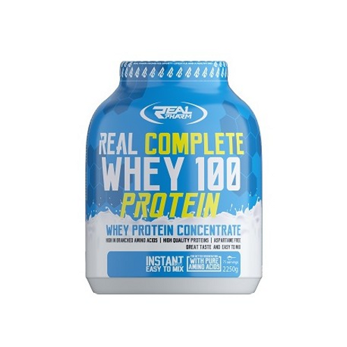 Real Pharm Real Whey 2250g