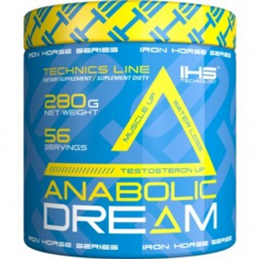 IHS - ANABOLIC DREAM 280g