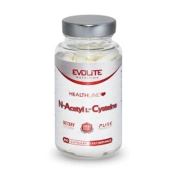 Evolite N-Acetyl L-Cysteine (NAC) 100 caps