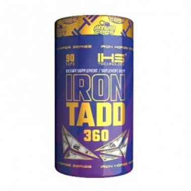IHS - IRON TAD 360 90caps