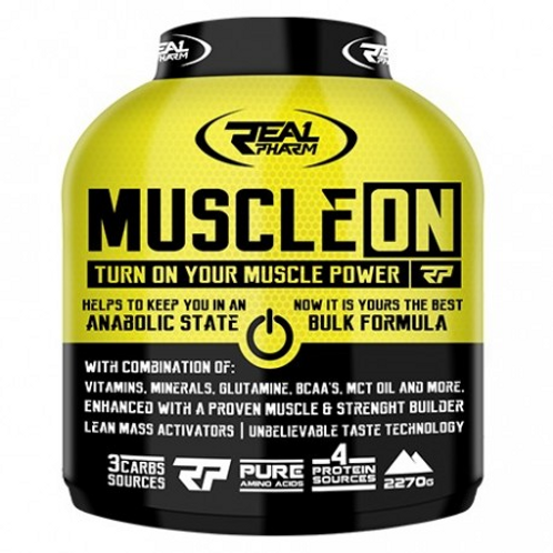 Real Pharm Muscle ON 2.27kg