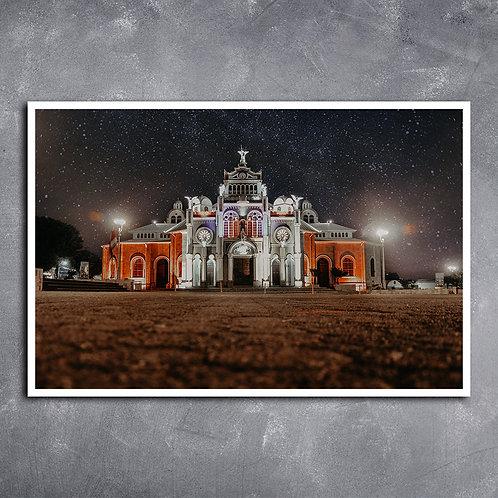 Quadro Basílica Nossa Senhora dos Anjos