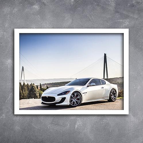 Quadro Maserati Gran Turismo