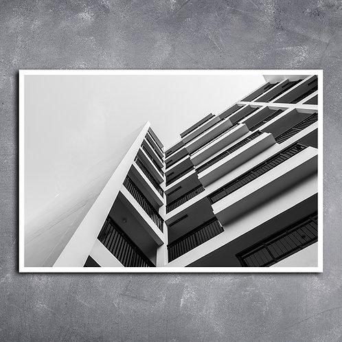 Quadro Arquitetura Perspectiva