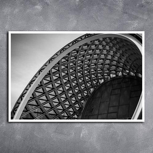 Quadro Arquitetura da Georgia na Europa