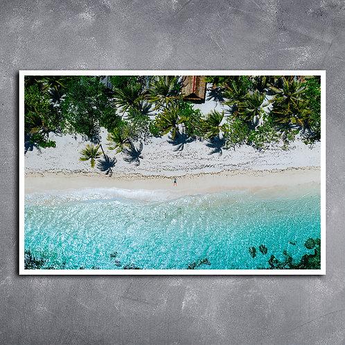 Quadro Ilhas do Caribe