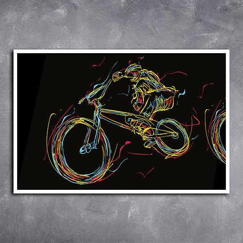 Quadro  BMX Bicicross