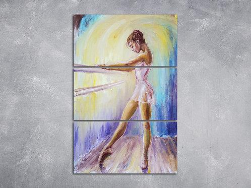 Quadro Bailarina