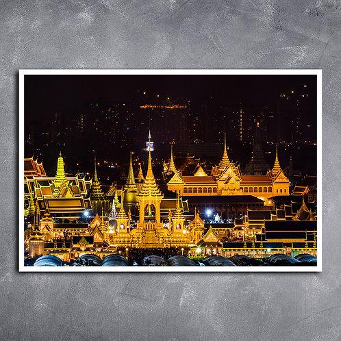 Quadro Bangkok Tailândia