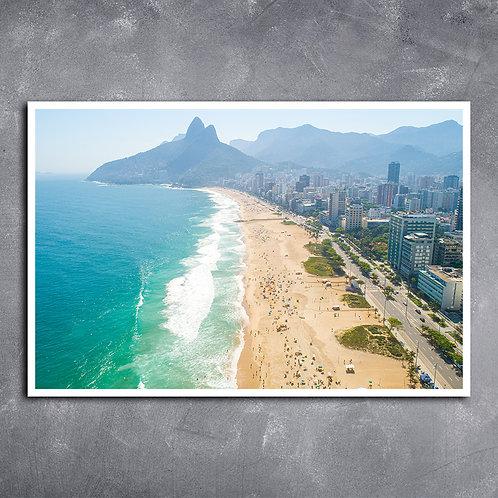 Quadro da Orla Rio de Janeiro