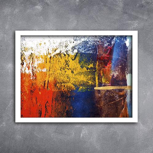 Quadro Arte Abstrata