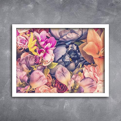 Quadro Flores de Campo