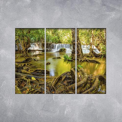 Quadro Cachoeira no Pântano