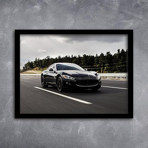 Quadro Maserati