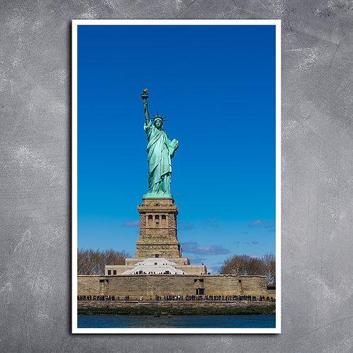 Quadro Estátua da Liberdade