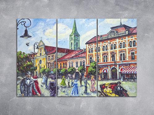 Quadro Praça