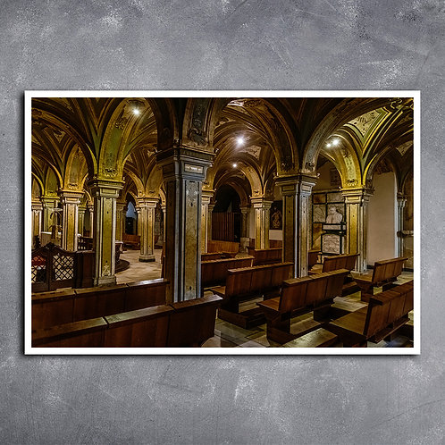 Quadro Basilica San Sabino Bari Itália