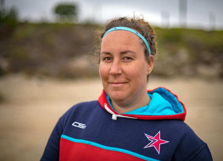 Liz Entzwhistle - Stars Rugby