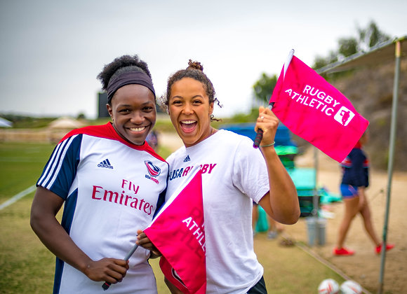 Become a Member of Women for Rugby