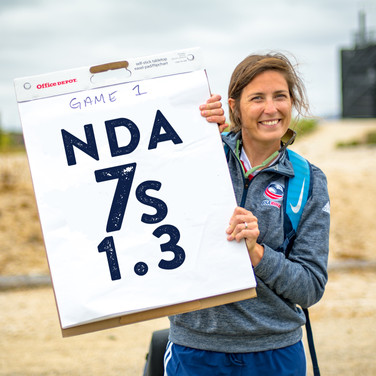 NDA 7s with Emilie Bydwell