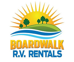 Boardwalk Logo block cropped RV RENTALS.