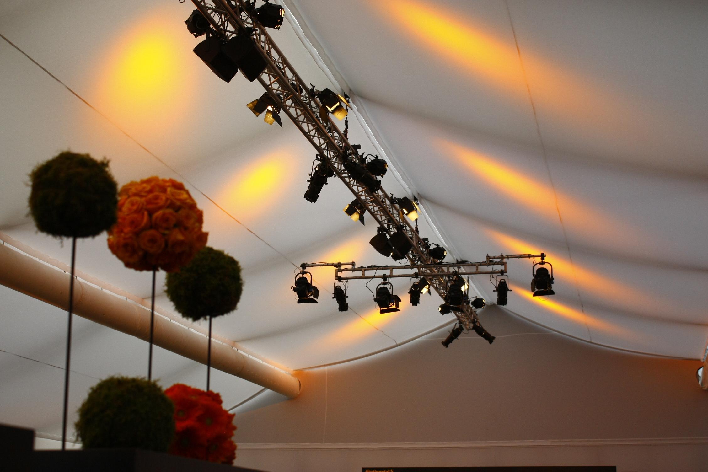 Zeltarchitektur - Reuion Events