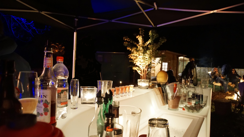 LED Bar/Theke - Reunion Events