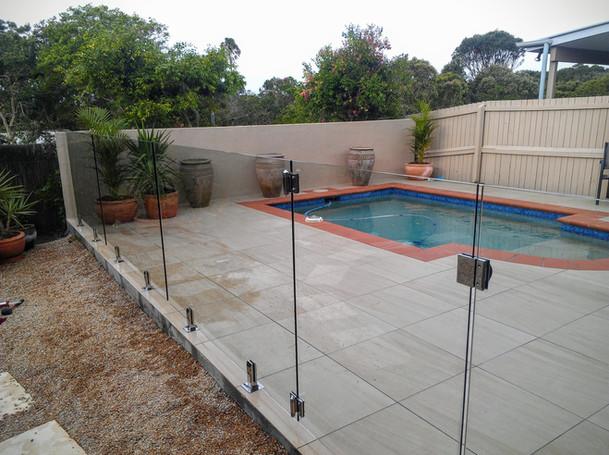 Glass Pool Fencing Gates