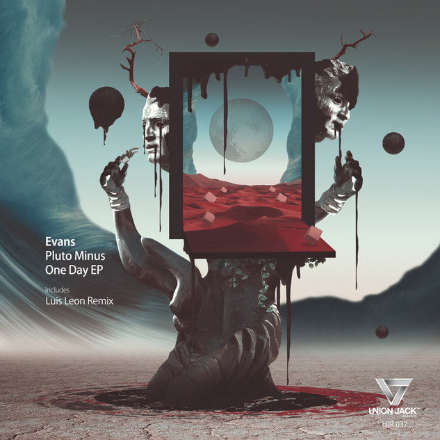 Evans Pluto - Minus One Day