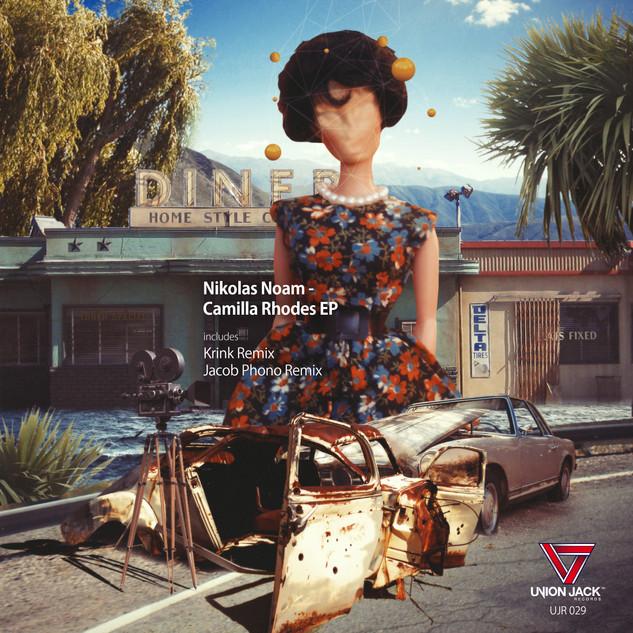 Nikolas Noam - Camilla Rhodes EP