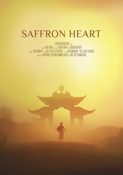 saffron heart