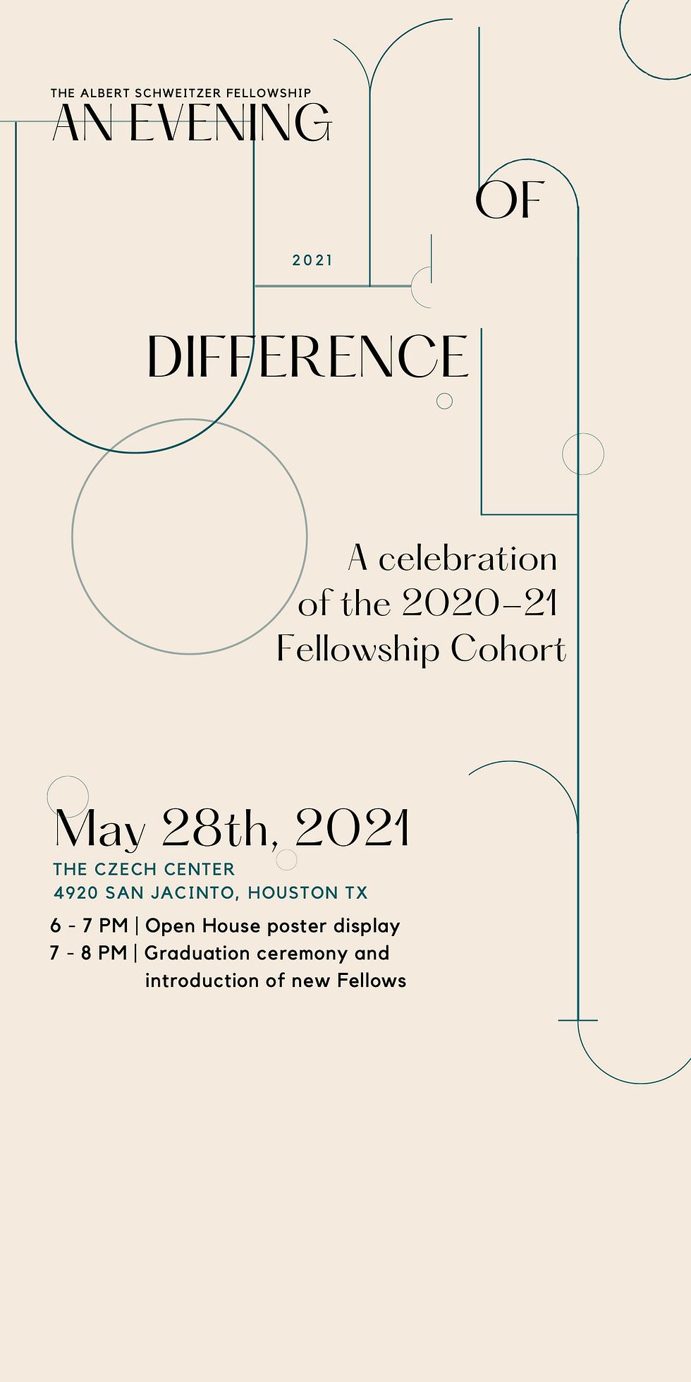 Honoring the ASFHG 2020-21 Fellowship Co