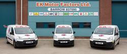 car parts Barrow, car parts, EK's