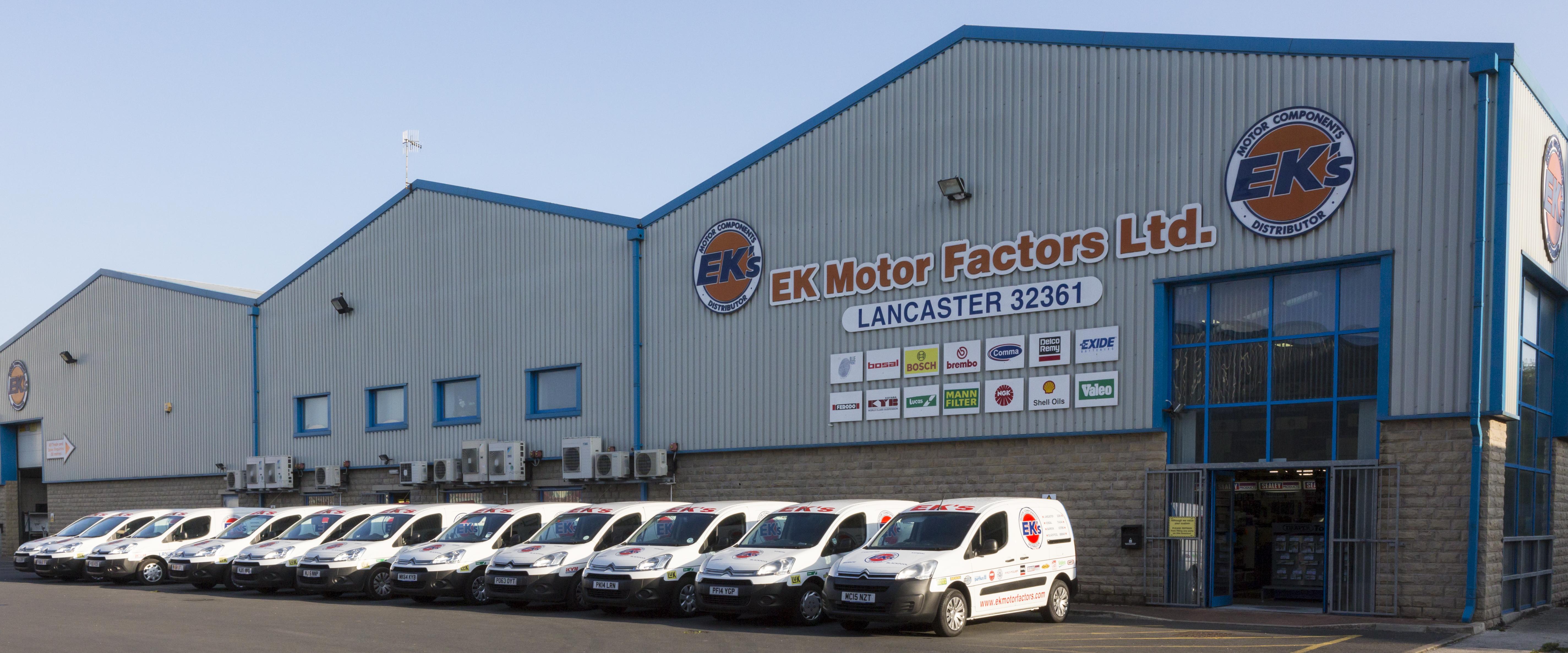 car parts Lancaster, EK's